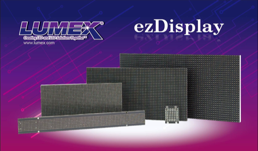 ezDisplay LED Dot Matrix