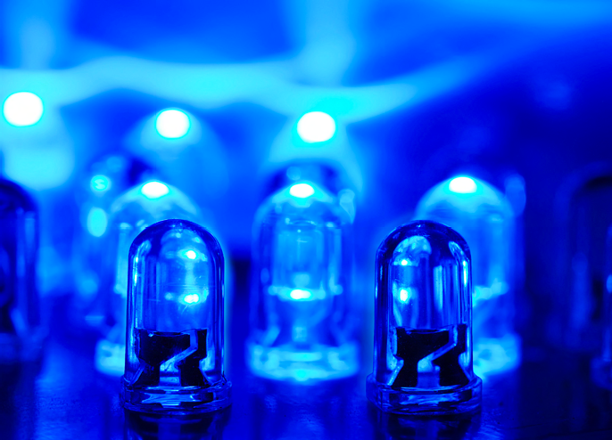 QuasarBrite™ Light Emitting Diodes (LEDs)